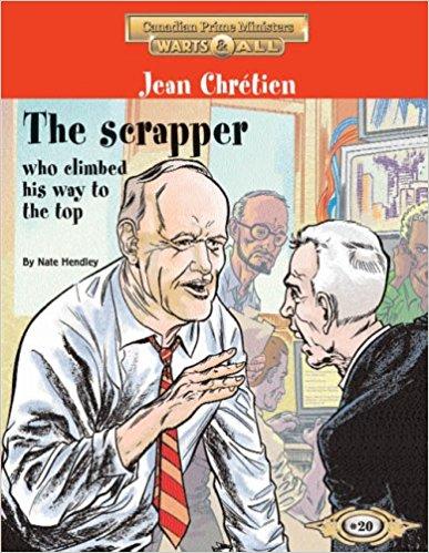 Jean Chretien book cover