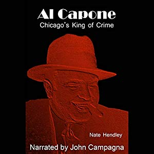 Al Capone audio book cover